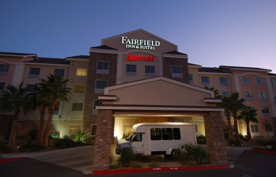 Info Fairfield Inn & Suites Las Vegas South
