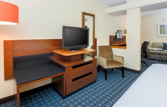 Zimmer Fairfield Inn & Suites Las Vegas South
