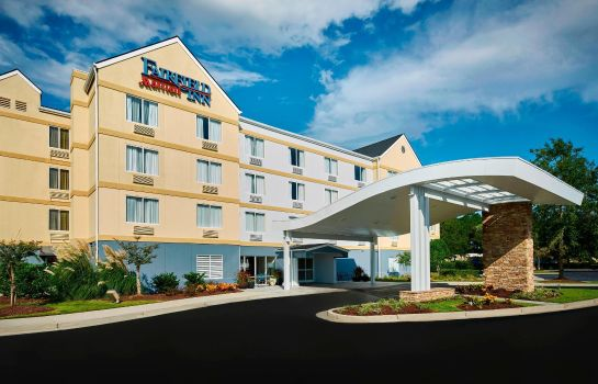 Vue extérieure Fairfield Inn Myrtle Beach Broadway at the Beach