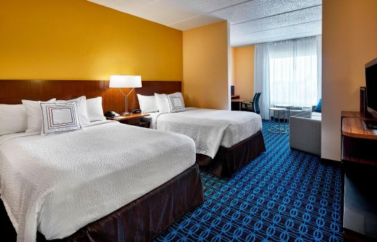 Suite Fairfield Inn Myrtle Beach Broadway at the Beach
