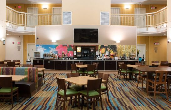 Restaurant Fairfield Inn & Suites Oakland Hayward