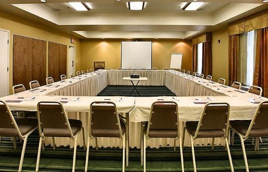 Conference room Fairfield Inn & Suites Oakland Hayward