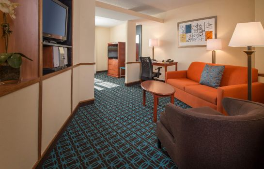 Zimmer Fairfield Inn & Suites Williamsburg