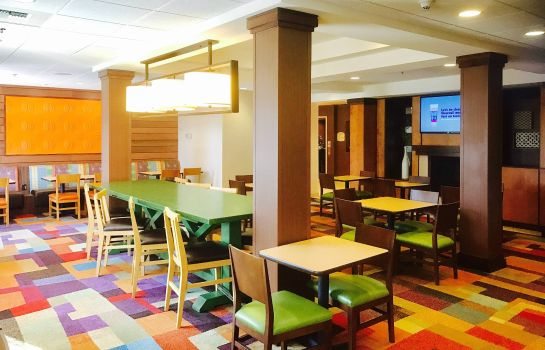Restaurant Fairfield Inn & Suites Sacramento Airport Natomas