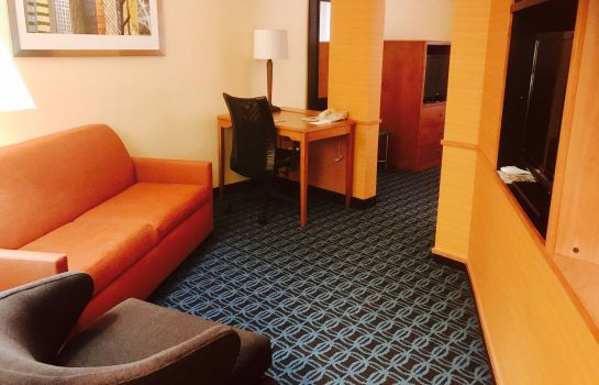 Zimmer Fairfield Inn & Suites Sacramento Airport Natomas