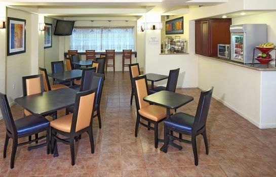 Restaurant Fairfield Inn & Suites San Francisco San Carlos
