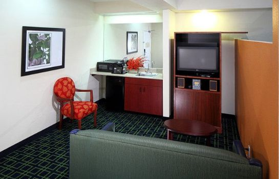 Zimmer Fairfield Inn & Suites San Francisco San Carlos
