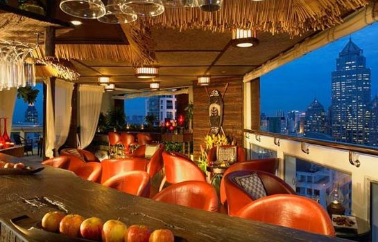 Hotel-Bar Mayfair Bangkok - Marriott Executive Apartments