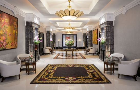 Hotelhalle Mayfair Bangkok - Marriott Executive Apartments