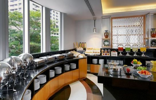 Restaurant Mayfair Bangkok - Marriott Executive Apartments