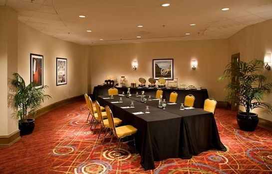Conference room Chicago Marriott at Medical District/UIC