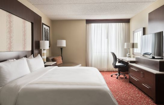 Suite Columbus Airport Marriott