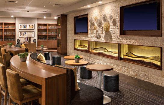 Hotel-Bar Houston Marriott South at Hobby Airport