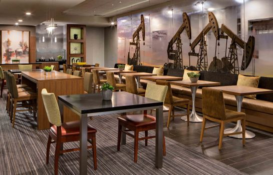 Restaurant Houston Marriott South at Hobby Airport