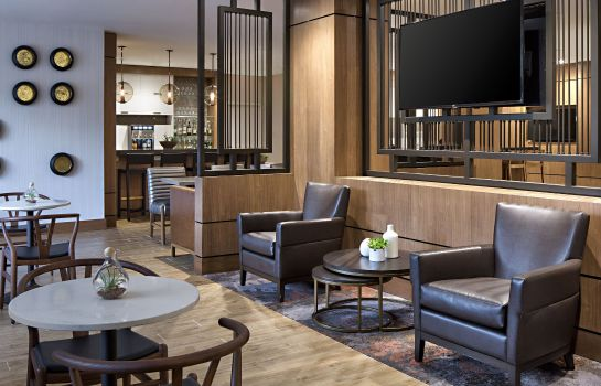 Hotel-Bar Houston Marriott Westchase
