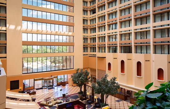 Hotelhal Houston Marriott Westchase