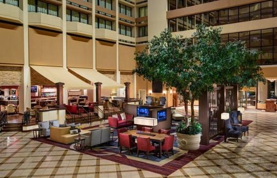 Hotelhalle Houston Marriott Westchase