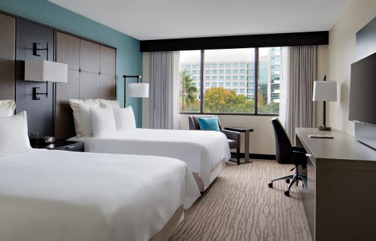 Chambre Houston Marriott Westchase
