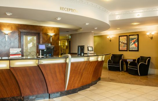 Hotelhalle Crowne Plaza LIVERPOOL JOHN LENNON AIRPORT
