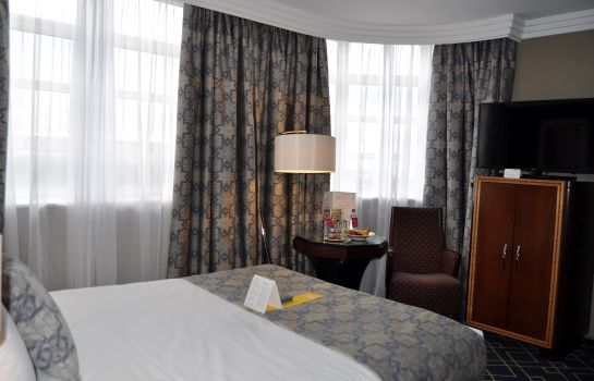Zimmer Crowne Plaza LIVERPOOL JOHN LENNON AIRPORT