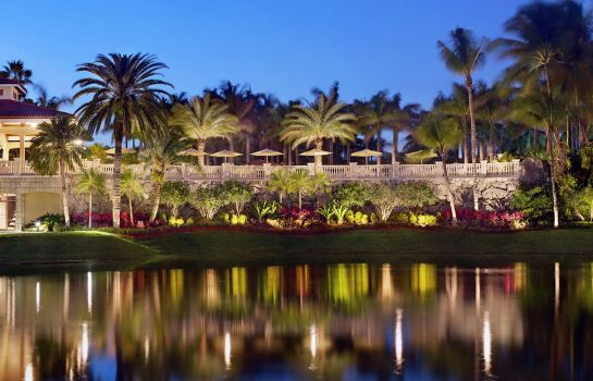 Vista exterior Trump National Doral Miami