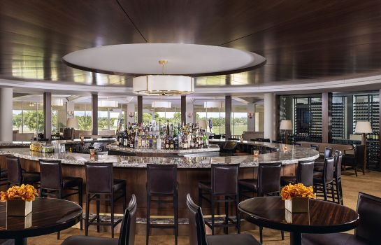 Hotel bar Trump National Doral Miami
