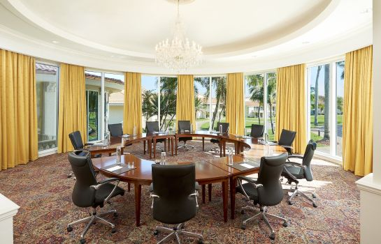 Sala de reuniones Trump National Doral Miami