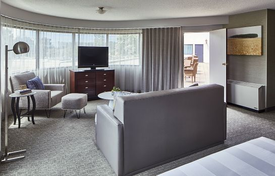 Habitación Minneapolis Marriott West