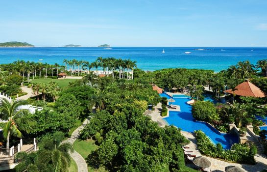 Buitenaanzicht Sanya Marriott Yalong Bay Resort & Spa