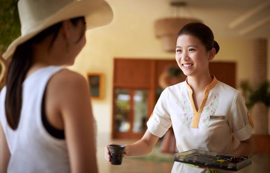 Hotelhal Sanya Marriott Yalong Bay Resort & Spa