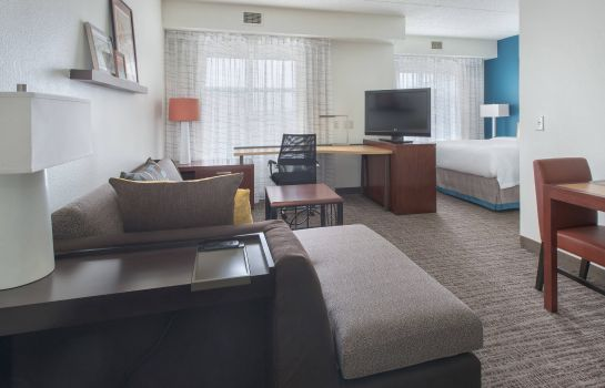 Suite Residence Inn Newark Elizabeth/Liberty International Airport