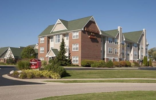 Exterior view Residence Inn Holland