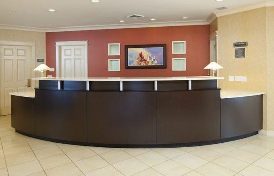 Lobby Residence Inn Holland