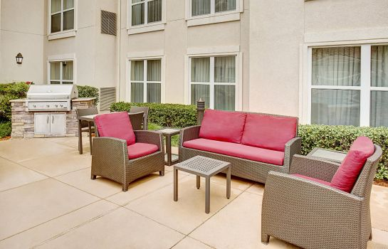 Bar hotelowy Residence Inn Houston-West University