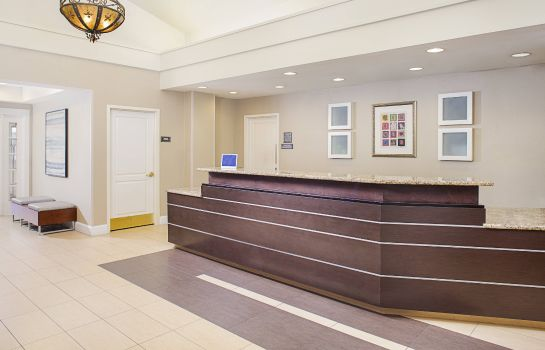 Hol hotelowy Residence Inn Houston-West University