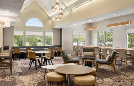 Restaurant Residence Inn Houston Northwest/Willowbrook Residence Inn Houston Northwest/Willowbrook