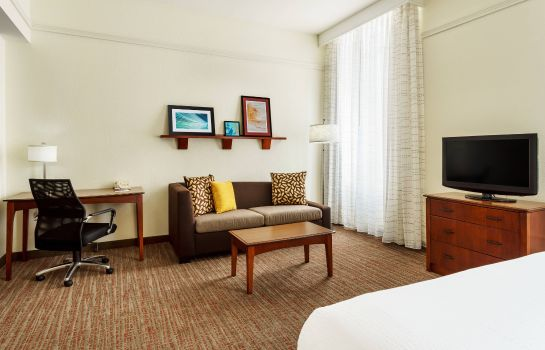Suite Residence Inn Houston Downtown/Convention Center