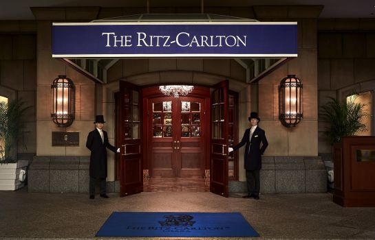 Exterior view The Ritz-Carlton Osaka