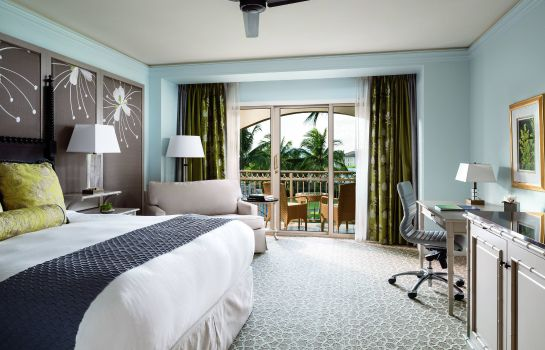 Zimmer The Ritz-Carlton Grand Cayman