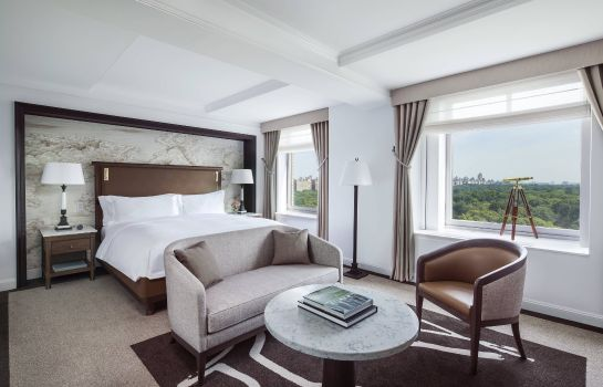 Kamers The Ritz-Carlton New York Central Park