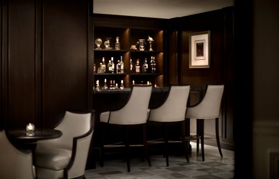 Hotel bar The Ritz-Carlton Osaka