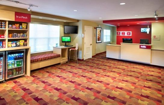 Hotelhalle TownePlace Suites Boston North Shore/Danvers