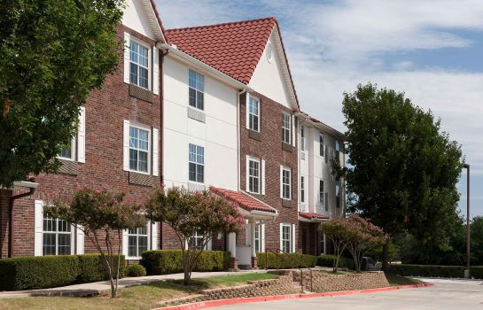 Exterior view TownePlace Suites Dallas Las Colinas