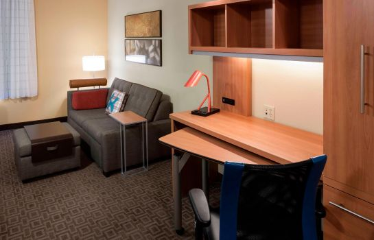 Suite TownePlace Suites Dallas Las Colinas