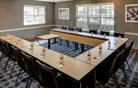 Conference room TownePlace Suites Dallas Las Colinas
