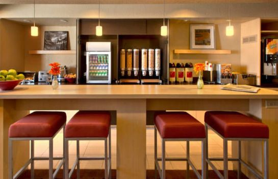 Restaurant TownePlace Suites Boulder Broomfield