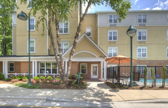 Exterior view TownePlace Suites Raleigh Cary/Weston Parkway