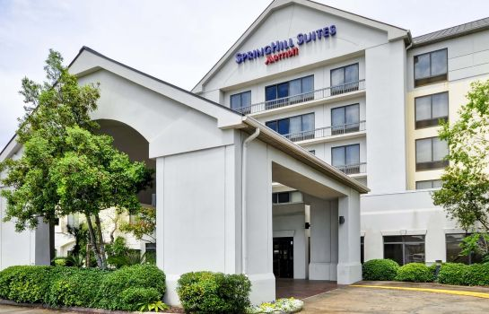 Außenansicht SpringHill Suites Houston Hobby Airport