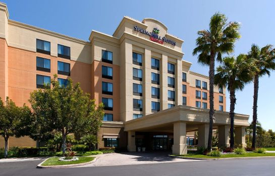 Außenansicht SpringHill Suites Los Angeles LAX/Manhattan Beach