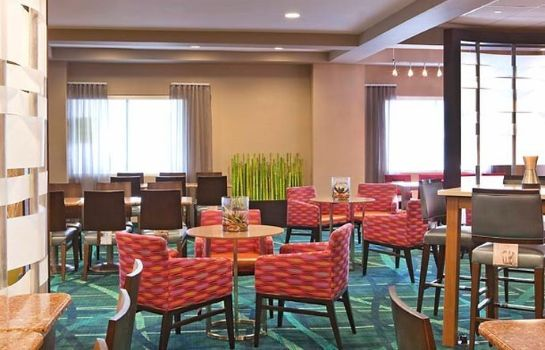 Restaurant SpringHill Suites Boston Peabody